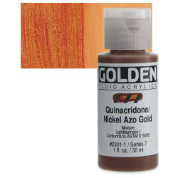 Quinacridone/Nickel Azo Gold