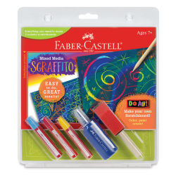 Faber-Castell Do Art Sgraffito Kit