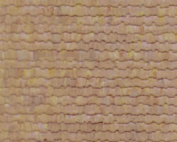 Plastruct Patterned Sheets, Wood Shake Shingle, 1:100 Scale