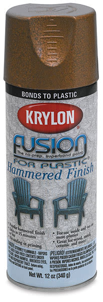 Fusion for Plastic, Hammered Finish