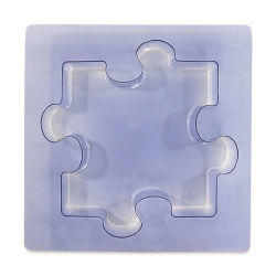 Diamond Tech Stepping Stone Mold - Puzzle Piece