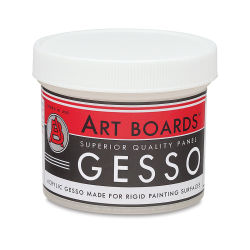 Art Boards Acrylic Panel Gesso - 4 oz jar
