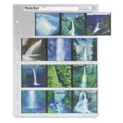 Pana-Vue Archival Pages - 4'' x 5'' Transparency Sleeve
