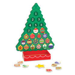 Melissa & Doug Countdown to Christmas Advent Calendar