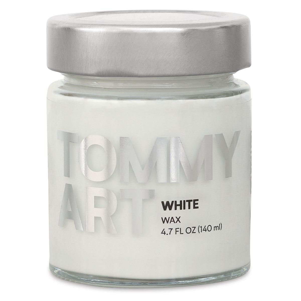 Tommy Art DIY System - White Wax, 140 ml
