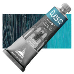 Maimeri Classico Oil Color - Phthalo Blue Green, 60 ml tube