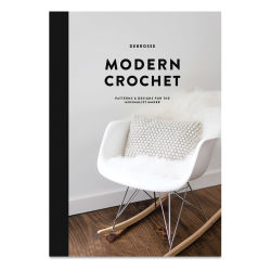 Modern Crochet, Book Cover