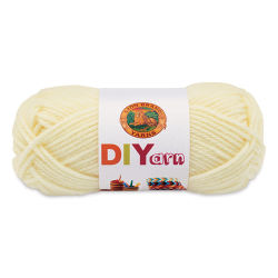 Lion Brand DIYarn  - Cream