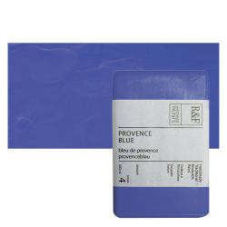 R&F Encaustic Paint Block - Provence Blue, 333 ml, Block