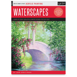 Walter Foster Series, Waterscapes in Oil & Acrylic - Paperback