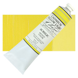 Cadmium Yellow Light