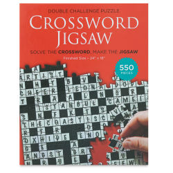 Crossword Jigsaw Puzzle - Version 1