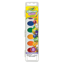 Crayola Silly Scents Watercolors, Set of 8