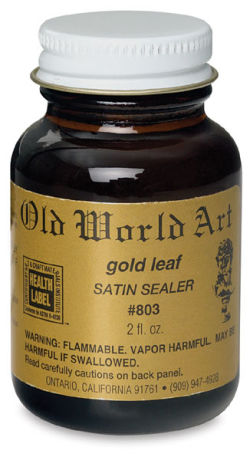 Old World Art Satin Sealer - 2 oz