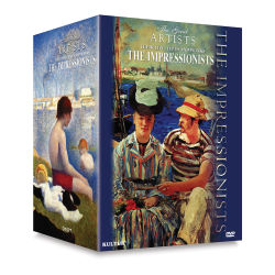 The Impressionists, Boxed Set of All 6 DVDs
