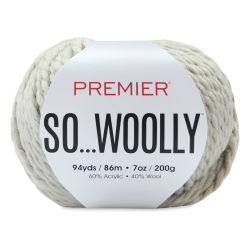 Premier Yarn So Woolly Yarn - Taupe