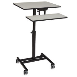 Oklahoma Sound EduTouch Sit-Stand Cart