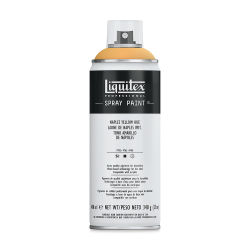 Liquitex Professional Spray Paint - Naples Yellow Hue, 400 ml can