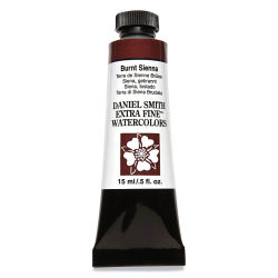 Daniel Smith Extra Fine Watercolor - Burnt Sienna, 15 ml Tube