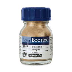 Schmincke Aqua Bronze - Pale Gold, 20 ml