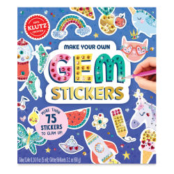 Klutz Make Your Own Gem Stickers