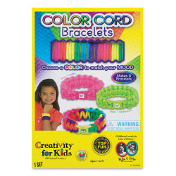 Faber-Castell Creativity for Kids Paracord Kit - Color Cord