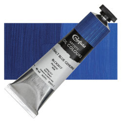 Cranfield Artists' Oils - Cobalt Blue Genuine, 40 ml, Tube