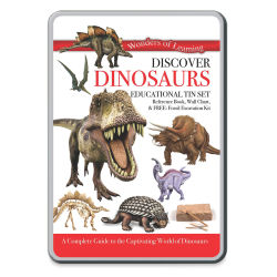Waypoint Geographic Wonders of Learning Tin Set - Dinosaurs