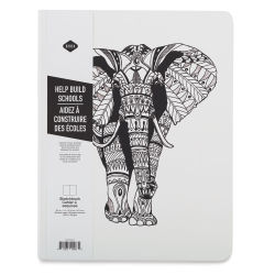 Denik Sketchbook - Chief Elephant, 11'' x 8-1/2''