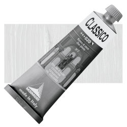Maimeri Classico Oil Color - Zinc White, 60 ml tube