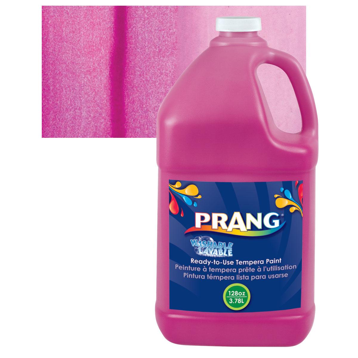 Prang Ready-To-Use Washable Tempera Paint - Magenta, Gallon