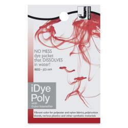 Jacquard iDye - Red, Polyester / Nylon,  14 g packet