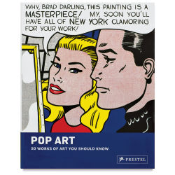 Pop Art: 50 Artworks You Should Know - Paperback