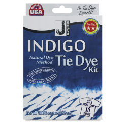 Indigo Dye Kit  Outside of Package