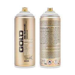 Montana Gold Acrylic Professional Spray Paint - Pebble, 400 ml can