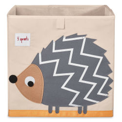 3 Sprouts Storage Box - Hedgehog