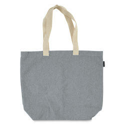 Harvest Import Recycled Canvas Tote - 15''H × 18''W × 5¾''D