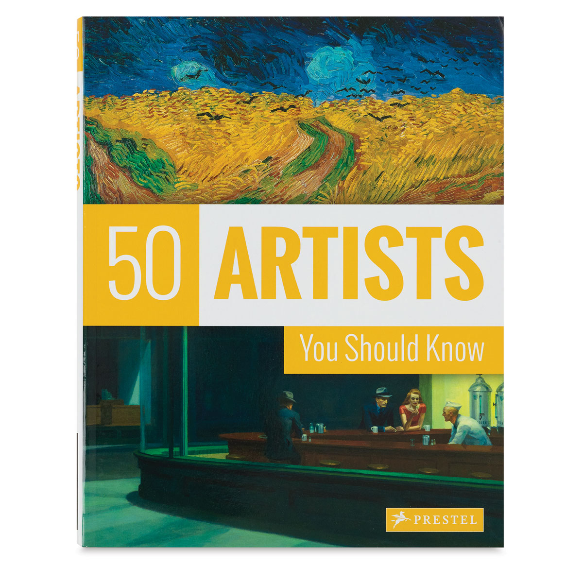 50 Artists You Should Know (Paperback)