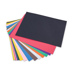Pacon Tru-Ray Construction Paper - 18'' x 24'', Assorted, 50 Sheets