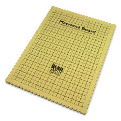 Beadsmith Macramé Board - Regular, 11-1/2'' x 15-1/2''
