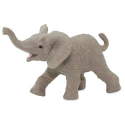 Safari Ltd African Elephant Baby Animal Figurine