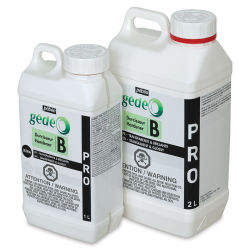 Pebeo Gedeo Bio-Based Resin - Pro Resin, 3 L