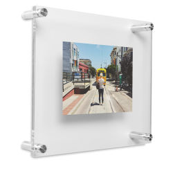 Wexel Art Acrylic Panel Frame -  Double Panel Frame, 10'' x 12''