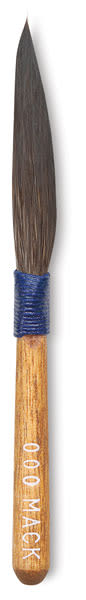 Sword Striping Brush, Size 3/0