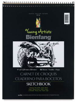 Young Artists Sketchbooks