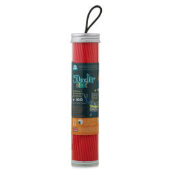 3Doodler Start EDU Refill Strands - Red, Pkg of 100