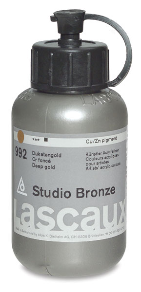 Lascaux Studio Bronze Acrylics
