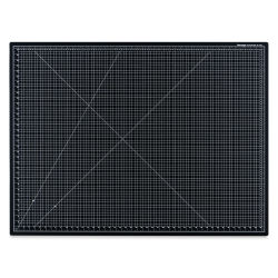 Dahle Self-Healing Cutting Mat – Black, 36'' x 48''
