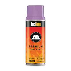 Molotow Belton Spray Paint - 400 ml Can, Lilac