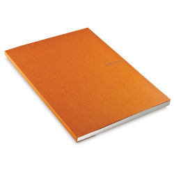 Fabriano EcoQua Notebook - 11.7'' × 8.25'', Dot, Gluebound, Orange